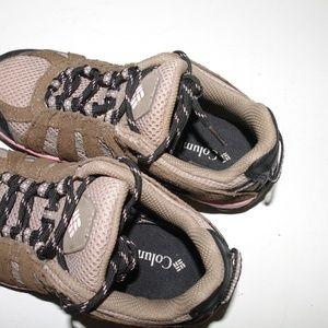 COLUMBIA Shoes - COLUMBIA KIDS GIRLS 2 SHOES HIKING